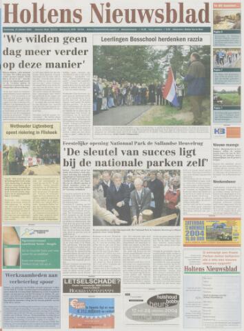 Holtens Nieuwsblad 2004-10-21