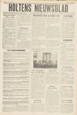 Holtens Nieuwsblad 1966-08-06
