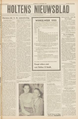 Holtens Nieuwsblad 1955-12-10