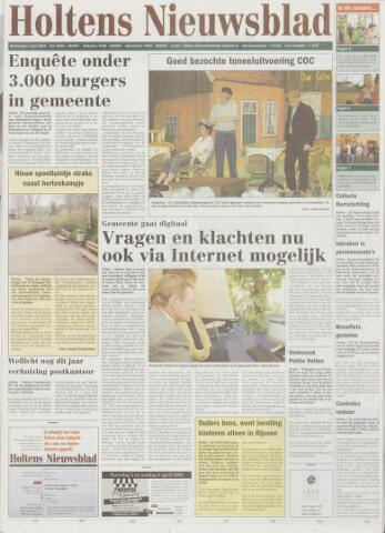 Holtens Nieuwsblad 2003-04-03