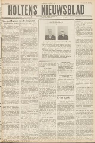 Holtens Nieuwsblad 1952-04-19