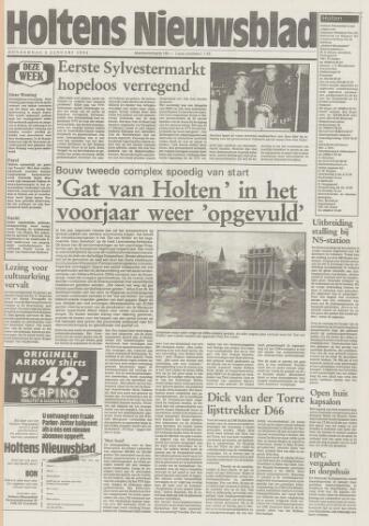Holtens Nieuwsblad 1994-01-06