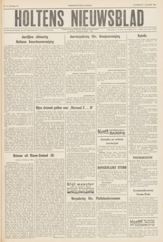 Holtens Nieuwsblad 1960-03-05