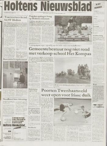 Holtens Nieuwsblad 1998-05-28