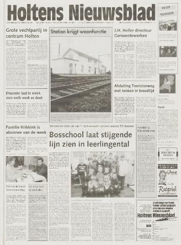 Holtens Nieuwsblad 2000-02-24