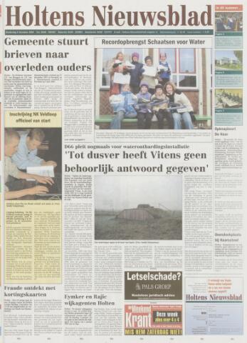 Holtens Nieuwsblad 2003-12-04