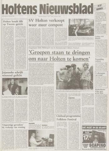 Holtens Nieuwsblad 1996-03-21