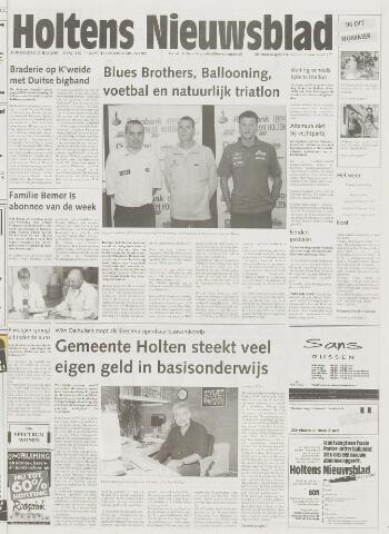 Holtens Nieuwsblad 2000-07-13