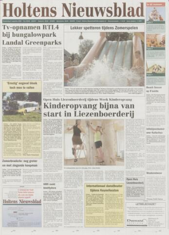 Holtens Nieuwsblad 2003-08-07