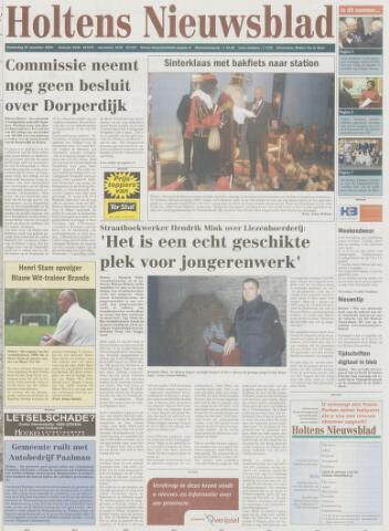 Holtens Nieuwsblad 2004-11-25
