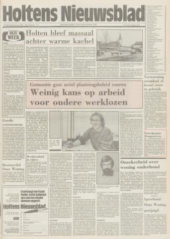 Holtens Nieuwsblad 1987-01-22