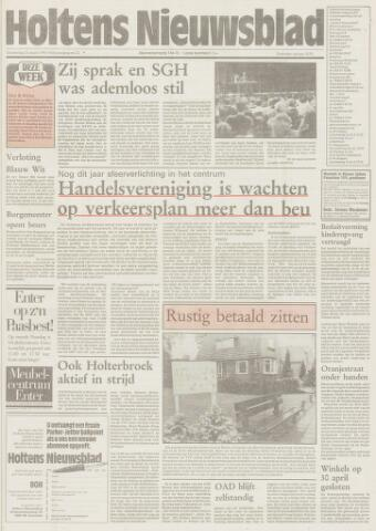 Holtens Nieuwsblad 1991-03-21