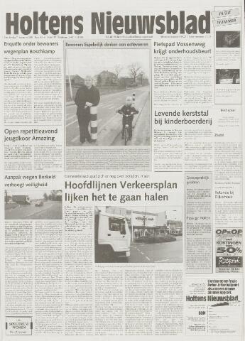 Holtens Nieuwsblad 2000-12-07