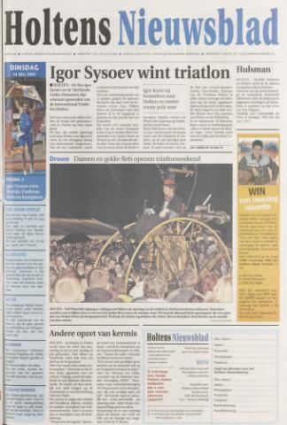 Holtens Nieuwsblad 2007-07-10