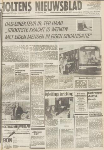 Holtens Nieuwsblad 1981-05-07