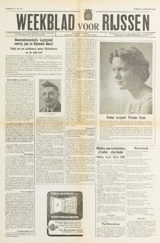 Weekblad voor Rijssen 1960-08-05