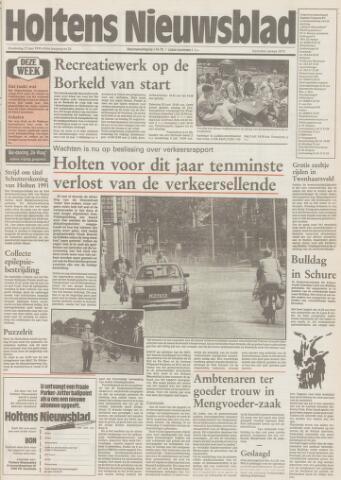 Holtens Nieuwsblad 1991-06-27