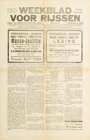 Weekblad voor Rijssen 1938-01-29