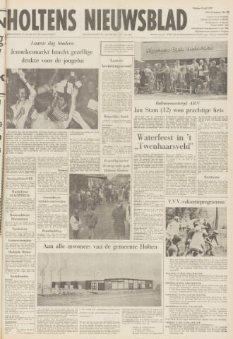 Holtens Nieuwsblad 1972-07-14