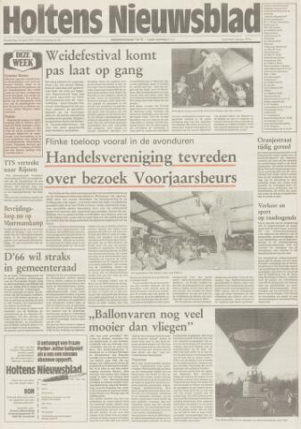 Holtens Nieuwsblad 1991-04-18