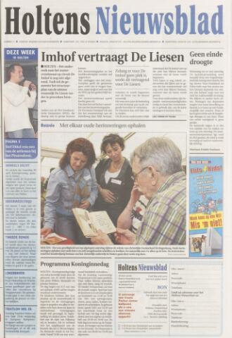 Holtens Nieuwsblad 2007-04-24