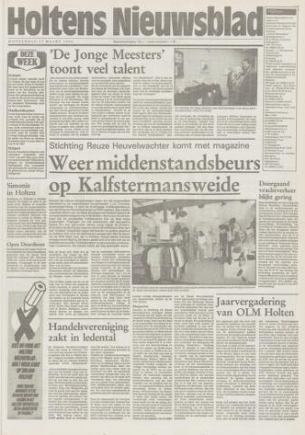 Holtens Nieuwsblad 1994-03-17
