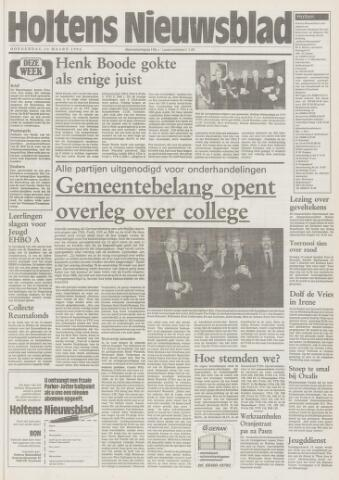 Holtens Nieuwsblad 1994-03-10