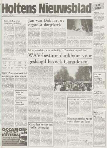 Holtens Nieuwsblad 1995-05-18