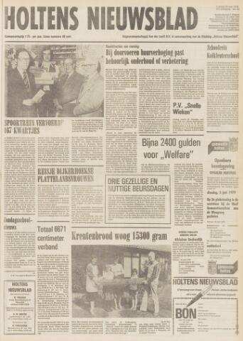 Holtens Nieuwsblad 1979-05-25