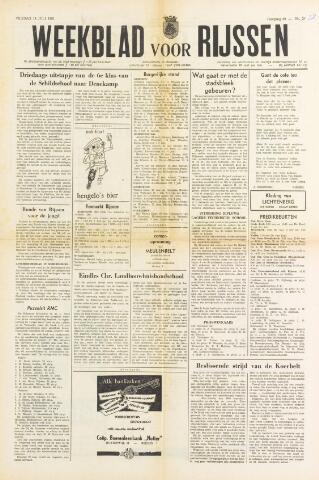 Weekblad voor Rijssen 1961-07-14