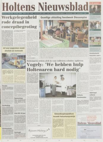 Holtens Nieuwsblad 2003-10-02