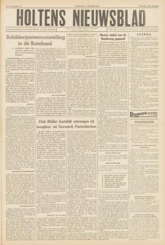 Holtens Nieuwsblad 1958-10-04