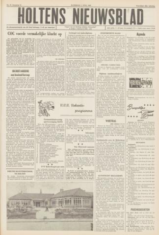 Holtens Nieuwsblad 1959-07-04