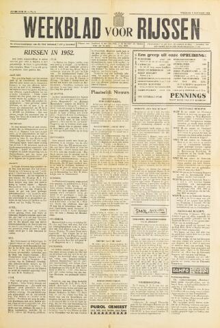 Weekblad voor Rijssen 1953-01-09