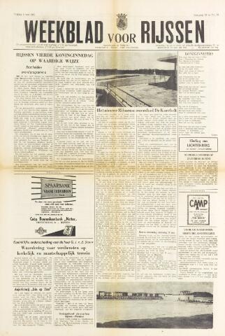 Weekblad voor Rijssen 1961-05-05