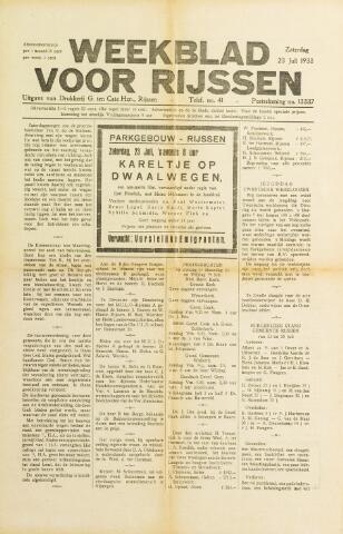 Weekblad voor Rijssen 1938-07-23