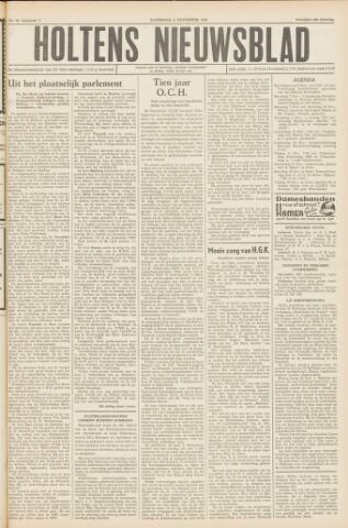 Holtens Nieuwsblad 1955-11-05