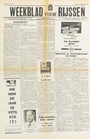Weekblad voor Rijssen 1960-09-23