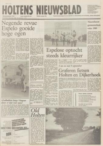 Holtens Nieuwsblad 1983-09-01