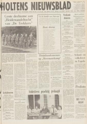 Holtens Nieuwsblad 1975-09-05