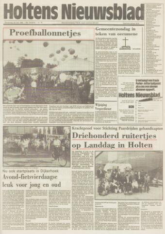 Holtens Nieuwsblad 1986-05-29