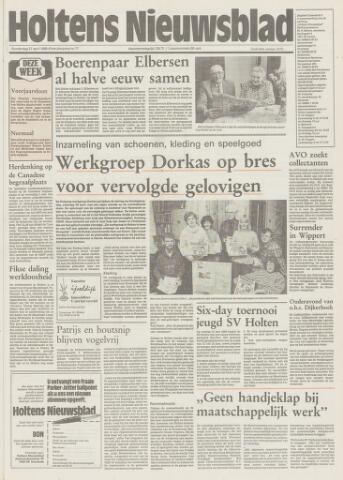 Holtens Nieuwsblad 1989-04-27