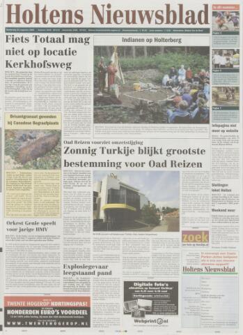 Holtens Nieuwsblad 2005-08-25