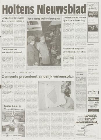 Holtens Nieuwsblad 2000-11-23