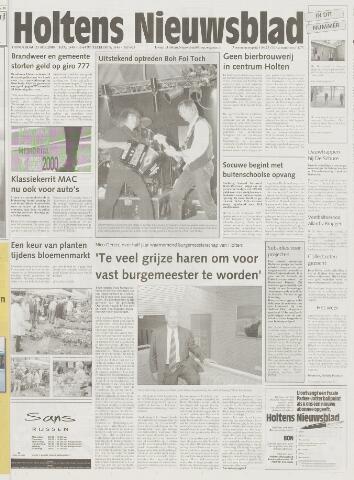 Holtens Nieuwsblad 2000-05-25