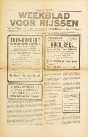 Weekblad voor Rijssen 1934-07-28