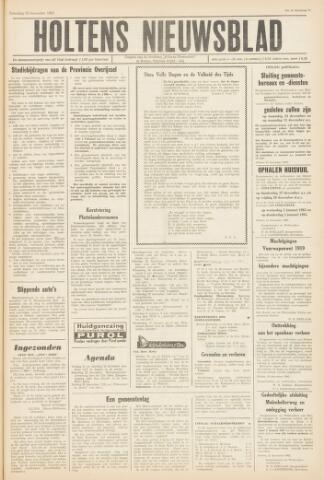 Holtens Nieuwsblad 1962-12-22