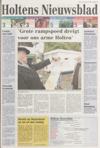 Holtens Nieuwsblad 2006-11-07
