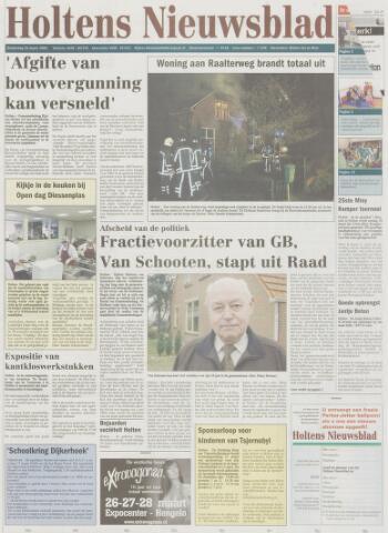 Holtens Nieuwsblad 2004-03-25