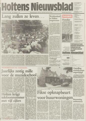 Holtens Nieuwsblad 1984-07-26